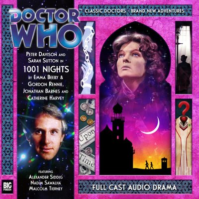 Doctor Who - Monthly Series - 168.1 - 1001 Nights reviews