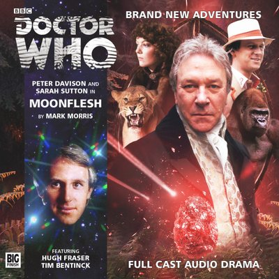 Doctor Who - Monthly Series - 185. Moonflesh reviews
