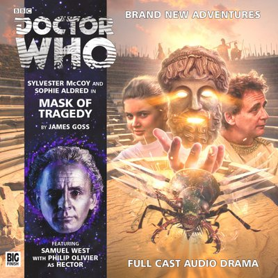 Doctor Who - Monthly Series - 190. Mask of Tragedy reviews