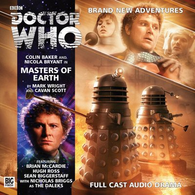 Doctor Who - Monthly Series - 193. Masters of Earth reviews