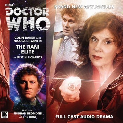 Doctor Who - Monthly Series - 194 - The Rani Elite reviews