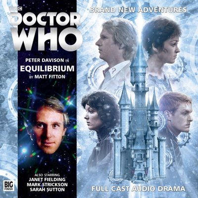 Doctor Who - Monthly Series - 196. Equilibrium reviews