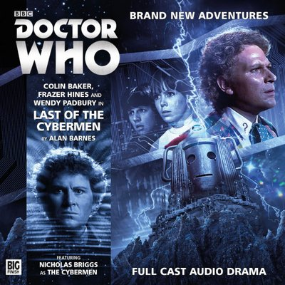 Doctor Who - Monthly Series - 199. Last of the Cybermen reviews