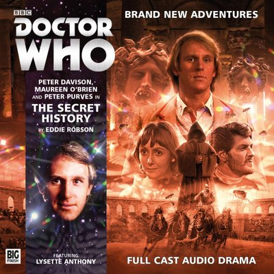 Doctor Who - Monthly Series - 200. The Secret History reviews