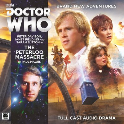 Doctor Who - Monthly Series - 210. The Peterloo Massacre reviews