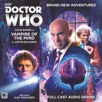 Doctor Who - Monthly Series - 212. Vampire of the Mind reviews