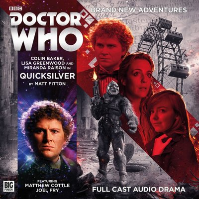 Doctor Who - Monthly Series - 220. Quicksilver reviews