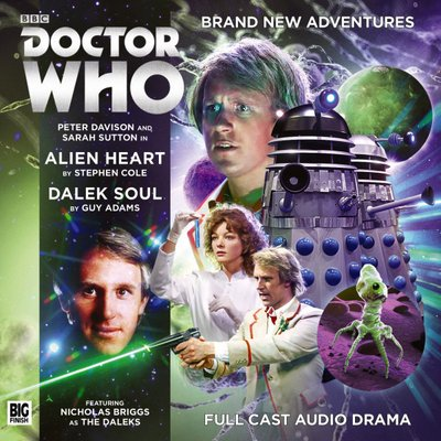 Doctor Who - Monthly Series - 224b. Dalek Soul reviews