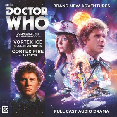 Doctor Who - Monthly Series - 225a. Vortex Ice reviews