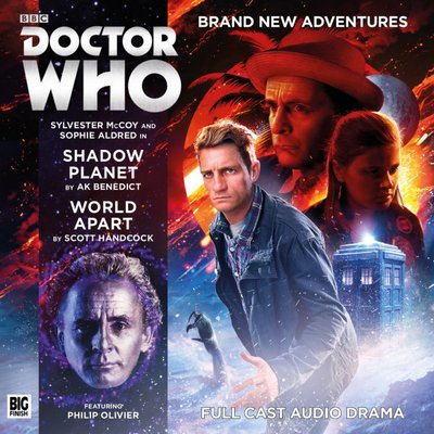 Doctor Who - Monthly Series - 226a. Shadow Planet reviews