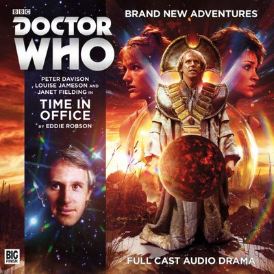 Doctor Who - Monthly Series - 230. Time in Office reviews