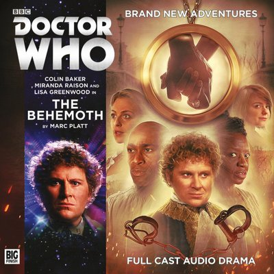 Doctor Who - Monthly Series - 231. The Behemoth reviews