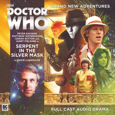 Doctor Who - Monthly Series - 236. Serpent in the Silver Mask reviews