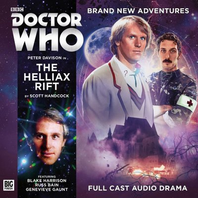 Doctor Who - Monthly Series - 237. The Helliax Rift reviews