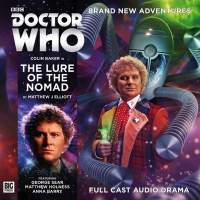 Doctor Who - Monthly Series - 238. The Lure of the Nomad reviews