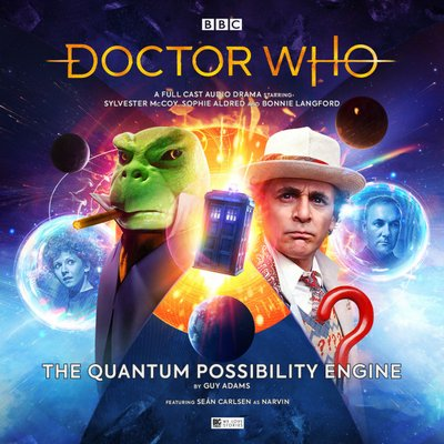 Doctor Who - Monthly Series - 243. The Quantum Possibility Engine reviews