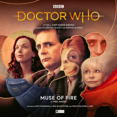 Doctor Who - Monthly Series - 245. Muse of Fire reviews