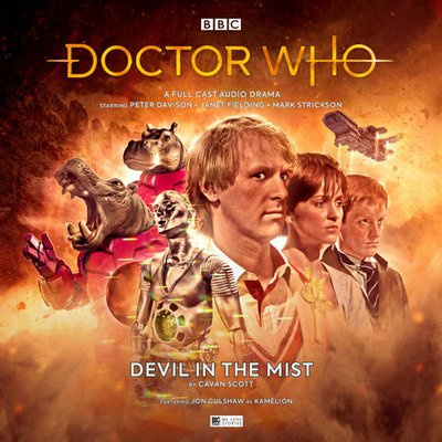 Doctor Who - Monthly Series - 247. Devil in the Mist reviews