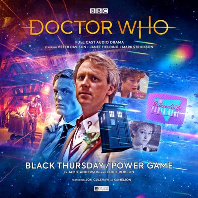 Doctor Who - Monthly Series - 248a. Black Thursday reviews