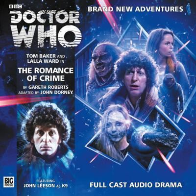 Doctor Who - Novel Adaptations - The Romance of Crime reviews