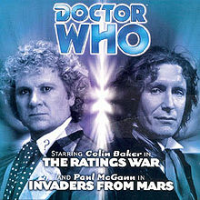 Doctor Who - DWM Freebies - DWM313 - The Ratings War reviews