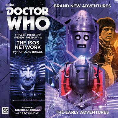 Doctor Who - Early Adventures - 2.4 - The Isos Network reviews