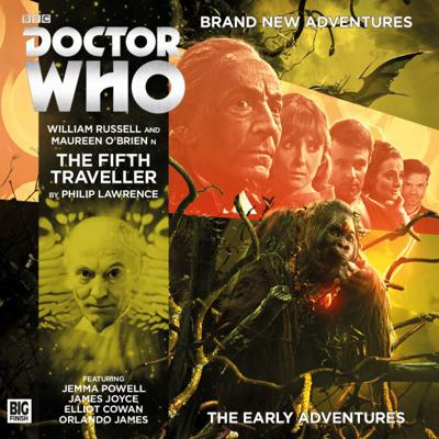 Doctor Who - Early Adventures - 3.2 - The Fifth Traveller reviews