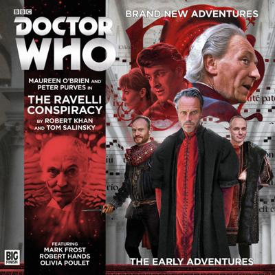 Doctor Who - Early Adventures - 3.3 - The Ravelli Conspiracy reviews