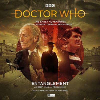 Doctor Who - Early Adventures - 5.3 - Entanglement reviews