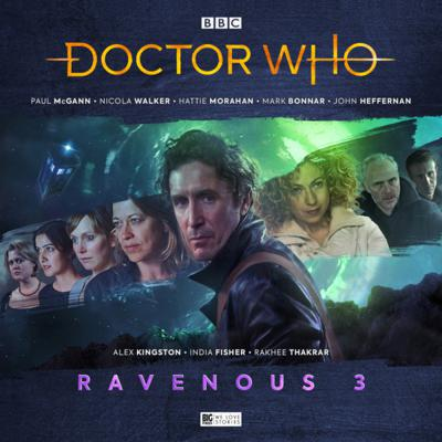 Doctor Who - Eighth Doctor Adventures - 3.1 - Deeptime Frontier reviews