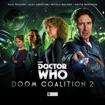 Doctor Who - Eighth Doctor Adventures - Doom Coalition - 2.3 - The Gift reviews