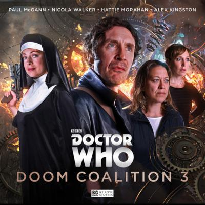 Doctor Who - Eighth Doctor Adventures - Doom Coalition - 3.1 - Absent Friends reviews
