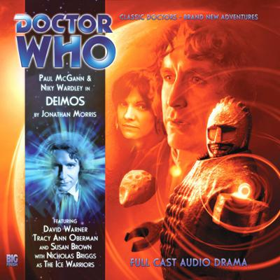 Doctor Who - Eighth Doctor Adventures - 4.5 - Deimos reviews