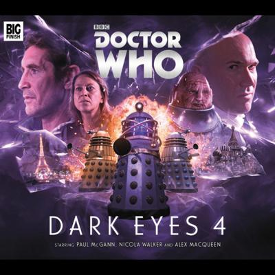 Doctor Who - Eighth Doctor Adventures - Dark Eyes - 4.4 - Eye of Darkness reviews