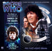 Doctor Who - Fourth Doctor Adventures - 1.4 - Energy of the Daleks reviews