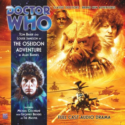 Doctor Who - Fourth Doctor Adventures - 1.6 - The Oseidon Adventure reviews