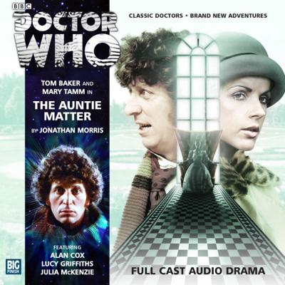 Doctor Who - Fourth Doctor Adventures - 2.1 - The Auntie Matter reviews