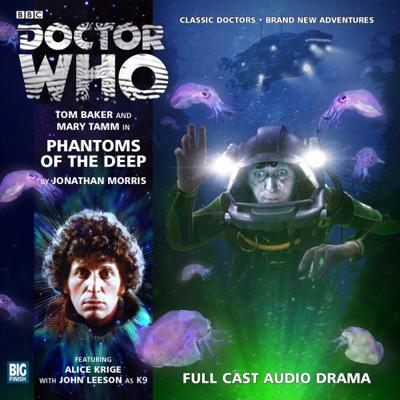 Doctor Who - Fourth Doctor Adventures - 2.5 - Phantoms of the Deep reviews