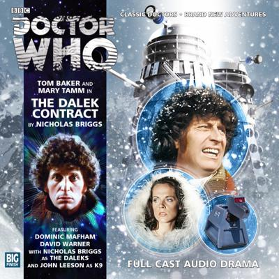 Doctor Who - Fourth Doctor Adventures - 2.6 - The Dalek Contract reviews