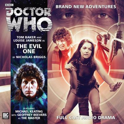 Doctor Who - Fourth Doctor Adventures - 3.4 - The Evil One reviews