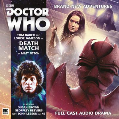 Doctor Who - Fourth Doctor Adventures - 4.4 - Death Match reviews