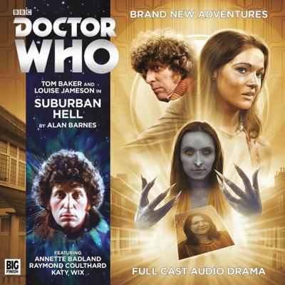 Doctor Who - Fourth Doctor Adventures - 4.5 - Suburban Hell reviews