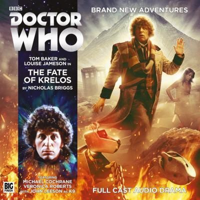 Doctor Who - Fourth Doctor Adventures - 4.7 - The Fate of Krelos reviews