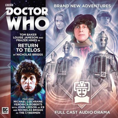 Doctor Who - Fourth Doctor Adventures - 4.8 - Return to Telos reviews