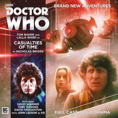 Doctor Who - Fourth Doctor Adventures - 5.8 - Casualties of Time reviews