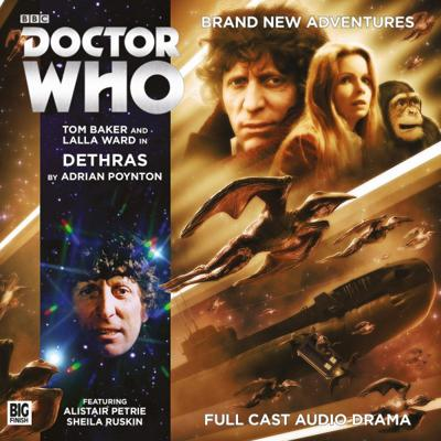 Doctor Who - Fourth Doctor Adventures - 6.4 - Dethras reviews