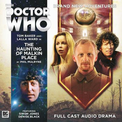 Doctor Who - Fourth Doctor Adventures - 6.5 - The Haunting of Malkin Place reviews