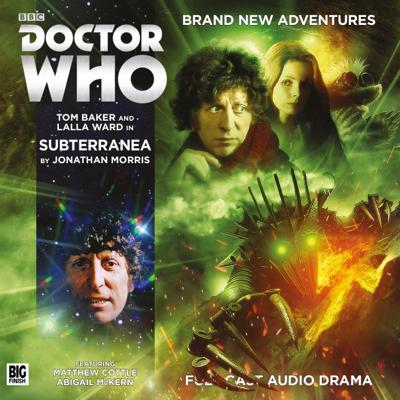 Doctor Who - Fourth Doctor Adventures - 6.6 - Subterranea reviews