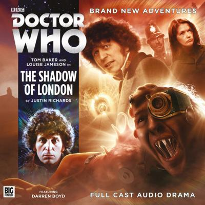 Doctor Who - Fourth Doctor Adventures - 7.5 - The Shadow of London reviews