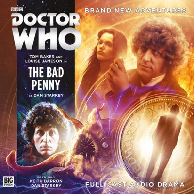 Doctor Who - Fourth Doctor Adventures - 7.6 - The Bad Penny reviews